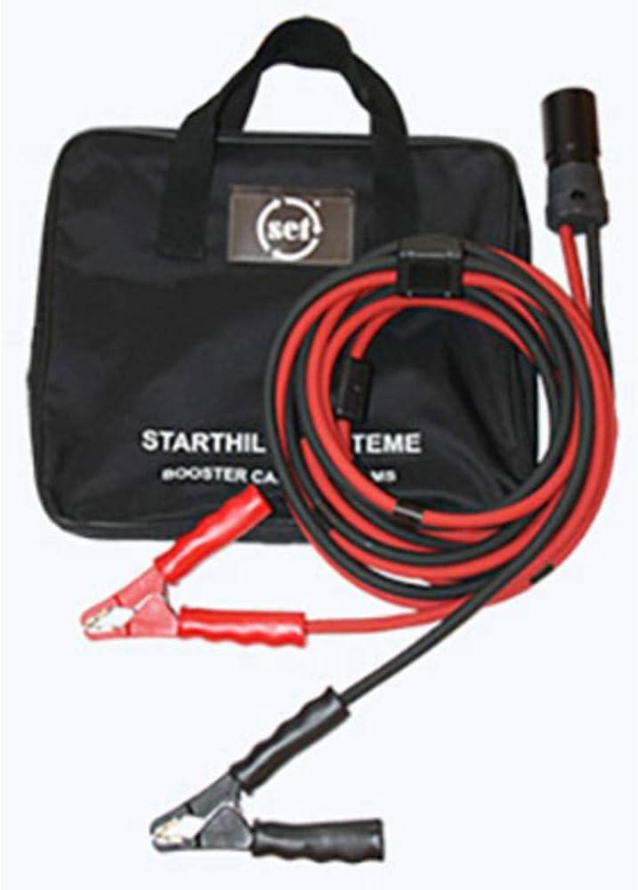 Starthilfekabel 16 mm² Länge 3,0 m Überbrückungskabel schmale Zange