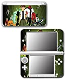Ben 10 Alien Force Omnitrix Omniverse Video Game Vinyl Decal Skin Sticker Cover for Original Nintendo 3DS XL System