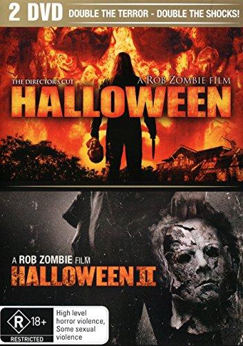 Halloween [2007] / Halloween II [2009] [NON-USA Format / PAL / Region 4 Import - Australia]