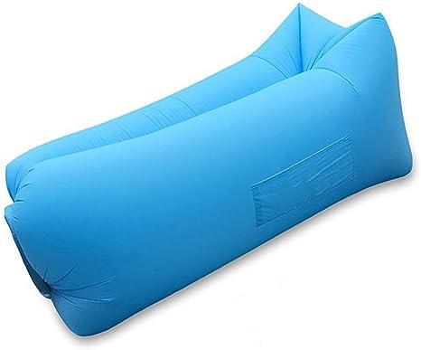 bekilole tumbona sofá inflable con bolsa playa tumbona hinchable ...