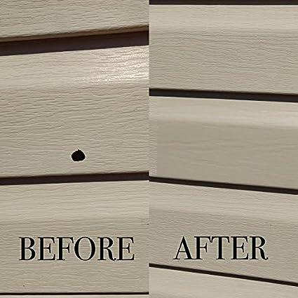 mendyl vinyl siding repair kit amazon com