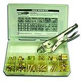 """Weldmark Hose Repair Kit, """"B"""" size 3/16″ / 1/4″ ID KT28 Tool (Western CK24) WM24"""
