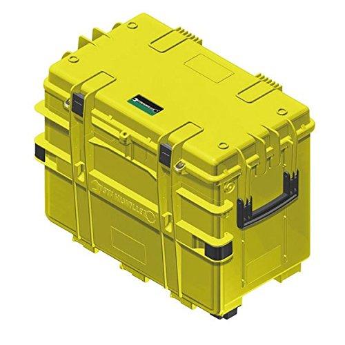 STAHLWILLE(スタビレー) 13217LGE キャリングケース(ルミナスイエロー) (81091301) スポーツ レジャー DIY 工具 保管 収納用品 14067381 [並行輸入品] B07L7R36X8