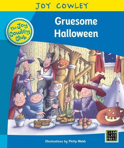 Gruesome Halloween: Level 16: The Gruesome Family, Guided Reading (Joy Cowley Club, Set 1) (National Arts Club Halloween)
