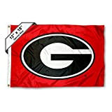 Georgia Bulldogs Golf Cart and Boat Flag