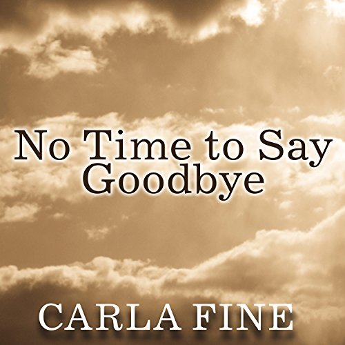 No Time to Say Goodbye: Surviving the Suicide of a Loved One by Tantor Audio