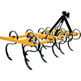King Kutter Field Cultivator, 6-Ft., Model# FCV-72-D