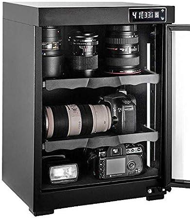 Gabinete electrónico para cámara DSLR de 110 V y 50 L con Control ...