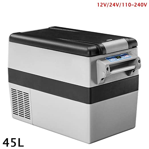 HDWL 45L Nevera Portatil 12V Compresor 24V 220V Nevera Electrica ...