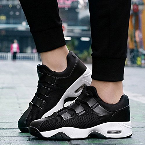 altas LFEU adulto negro Unisex Zapatillas xUqwO7FnHS