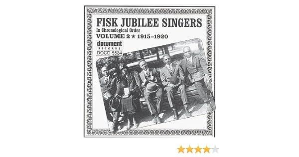 fisk jubilee singers rise shine. fisk univ jubilee singers university 2 amazoncom music rise shine
