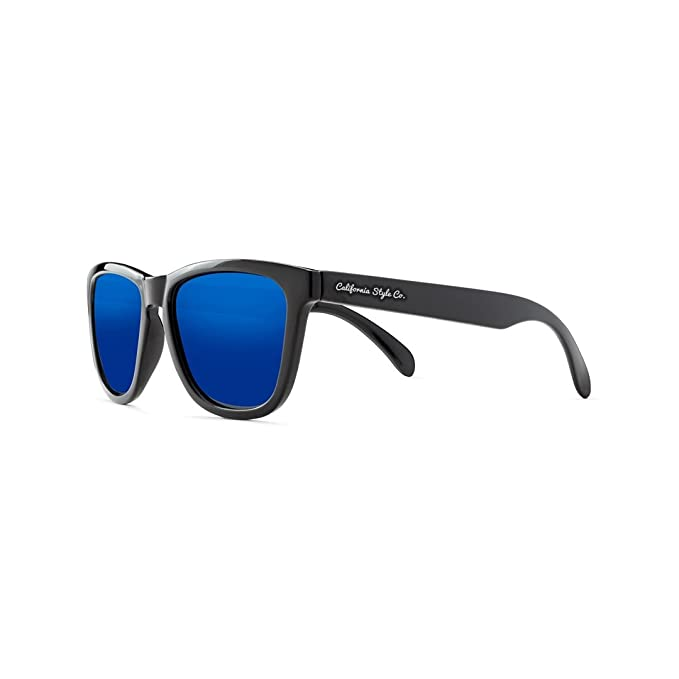 California Style Co Venice Beach Gafas de Sol, Azul 140 ...