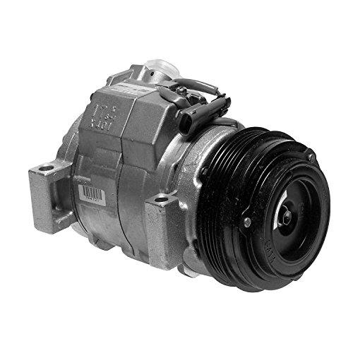 Denso 4710315 New Compressor with Clutch (2003 Chevy Silverado 1500hd Reduced Engine Power)