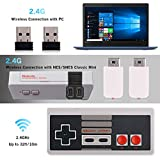 2 Pack NES Wireless Controller, Nes Classic