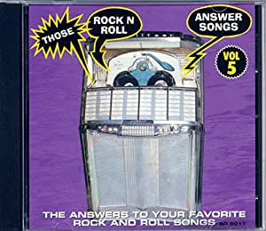 Those Rock and Roll Answer Songs, Vol. 5