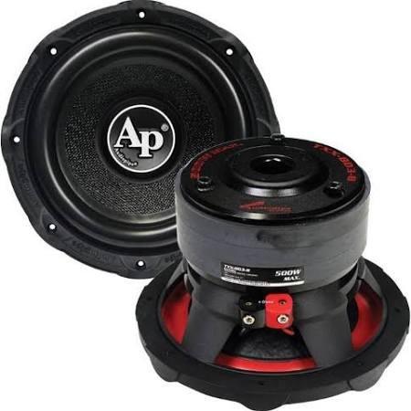 """Audiopipe TXXBD38 TXX-BD38 Triple Stack 8"""" Woofer 500 Watts"""