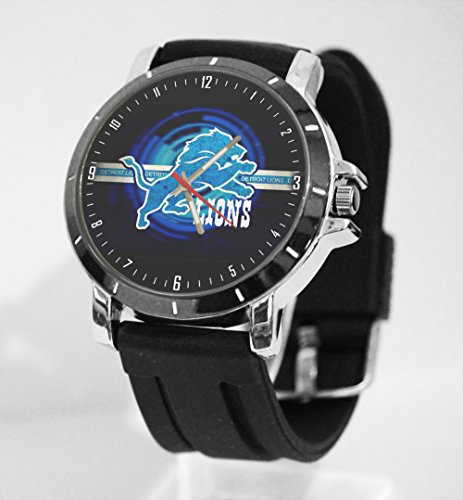 Detroit Lions Professional Football - Detroits Lion professional American football Team Custom Watch Fit Your Shirt