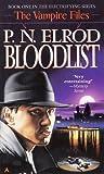 Bloodlist, P. N. Elrod, 0441067956