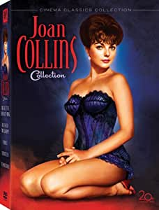 The Joan Collins Superstar Collection (The Girl in the Red Velvet Swing / Rally 'Round the Flag, Boys! / The Sea Wife / Seven Thieves / Stopover Tokyo)