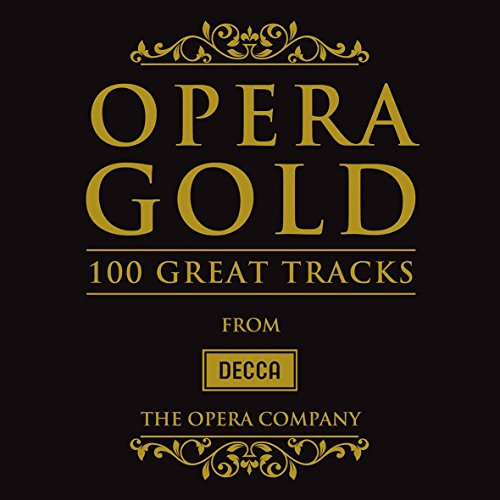 Opera Gold - 100 Great Tracks [6 CD] (Best Opera Arias Cd)