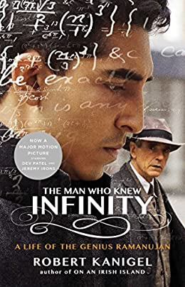 The Man Who Knew Infinity cover
