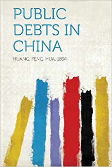 Book Public Debts in China