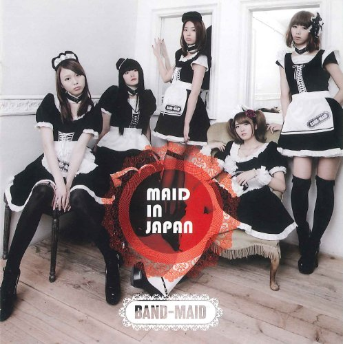 MAID JAPAN BAND MAID product image