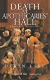 Death at Apothecaries' Hall (A John Rowlings mystery)