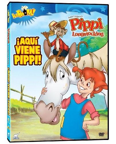 Pippi Longstocking: Aqui Viene - Longstocking Pippi Series Tv