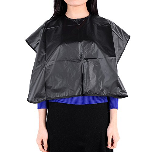 Anself Waterproof Salon Apron Cape Hair Hairdressing Dyeing Supplies