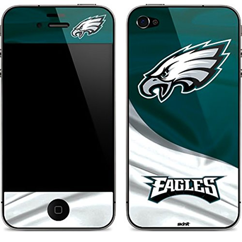 NFL Philadelphia Eagles iPhone 4&4s Skin - Philadelphia Eagles Vinyl Decal Skin For Your iPhone 4&4s