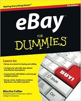 eBay For Dummies: Amazon.es: Collier, Marsha: Libros en ...