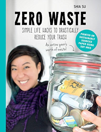 Zero Waste: Simple Life Hacks to Drastically Reduce Your Trash (Management Garbage Waste Collection)