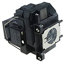 Projector Lamp ELPLP67 for Epson EB W12 EX3210 EB-S02 EB-X14G EB-S11 EH-TW480 EH-TW550 EH-TW400