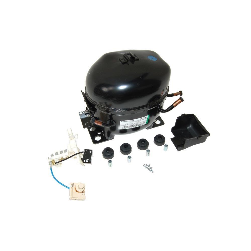 Compresor de aire de B 1116 B para Philips Whirlpool nevera congelador equivalente al 481236038922: Amazon.es: Hogar