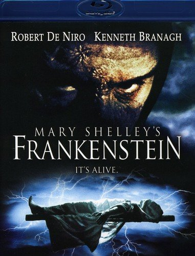Blu-ray : Mary Shelley\'s Frankenstein (, Dubbed, Dolby, AC-3, Widescreen)