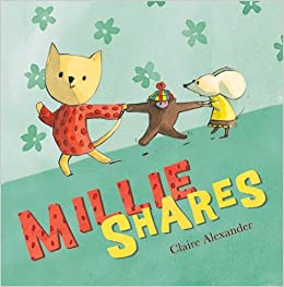 Book Millie Shares by Claire Alexander (2014-11-01)