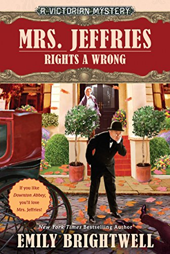 Mrs. Jeffries Rights a Wrong (A Victorian Mystery)