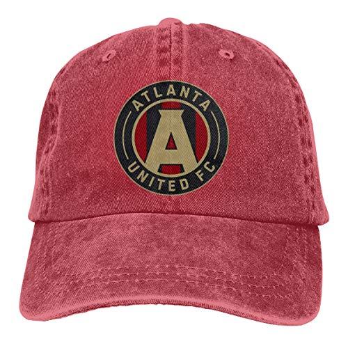 Hip Hop Atlanta United Racer Adjustable Cowboy Cap