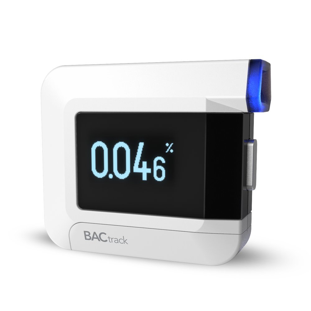 BACtrack C8 Breathalyzer | Professional-Grade Accuracy | Optional Smartphone Bluetooth Connectivity to Apple iPhone, Google & Samsung Android Devices | Apple Health Kit Integration by BACtrack