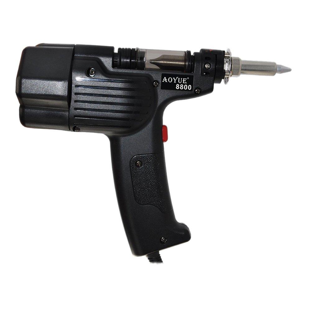 Aoyue int8800–Estación desoldadora con empuñadura de pistola y compresor: Amazon.es: Industria, empresas y ciencia