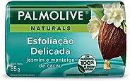 Sabonete Em Barra Palmolive Naturals Esfoliação Delicada 85G