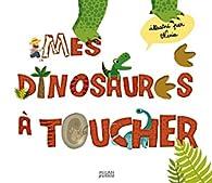 Mes dinosaures à toucher par Virginie Soumagnac