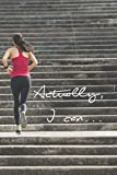 Actually, I can...: 2020 Running Log Book Runner's
