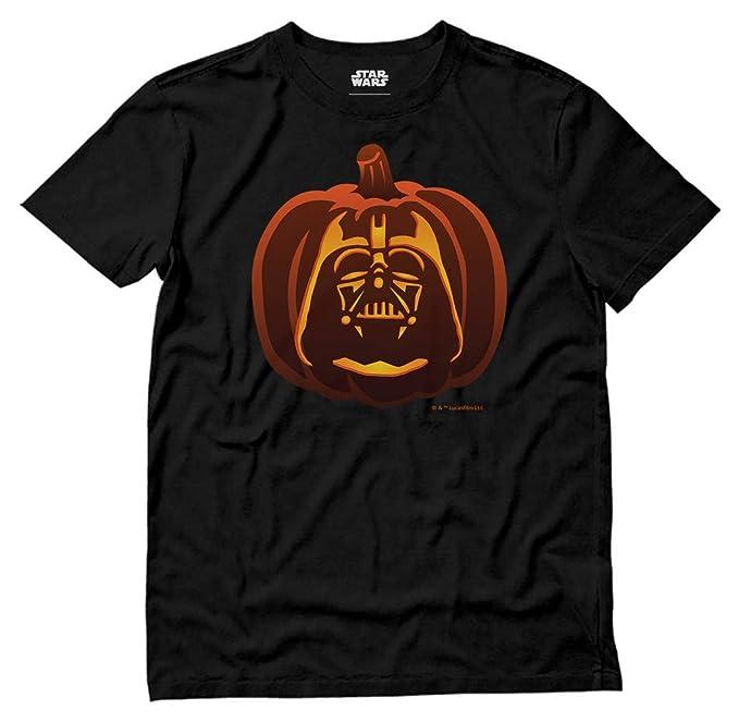 New Star Wars Death Star Halloween Pumpkin Jackolantern T-Shirt