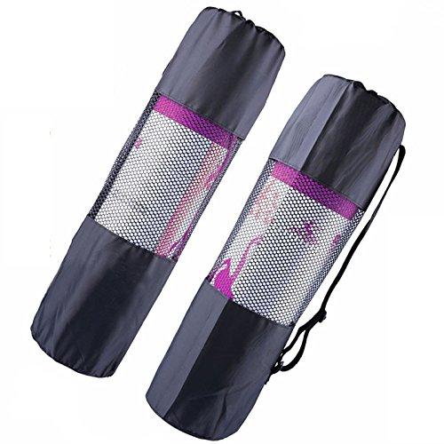Amazon.com : Embiofuels(TM) Yoga Bag Yoga Mat Bag Yoga ...