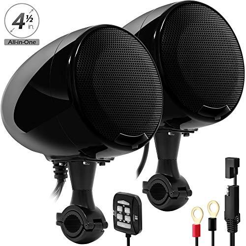 GoHawk AN4-X 2-Channel All-in-One Amplifier 4.5