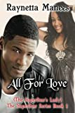 img - for All For Love: The SuperStar's Lady (The SuperStar Series) book / textbook / text book