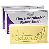 Naturasil Tinea Versicolor Soap 4oz bars, 2 Pack