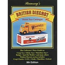 British Diecast Model Toys Catalogue